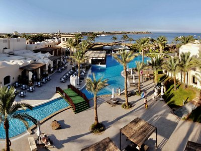 Отель Jaz Makadina 5* Макади Бей Египет