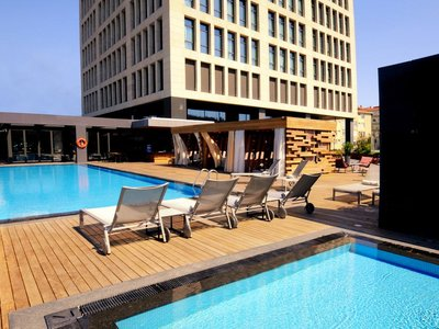Отель Le Meridien Istanbul Etiler 5* Стамбул Турция