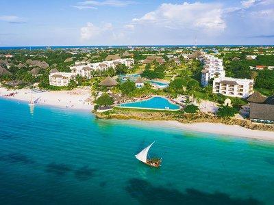 Отель Royal Zanzibar Beach Resort 5* Занзибар Танзания