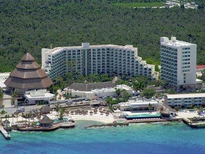 Отель Grand Park Royal Cozumel 5* Косумель Мексика