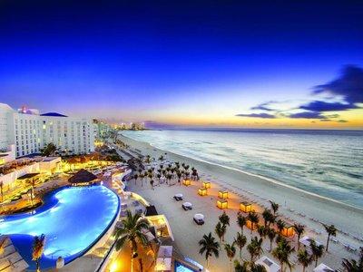 Отель Le Blanc Spa Resort 5* Канкун Мексика