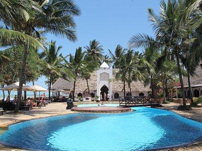Отель Sultan Sands Island Resort 4* Занзибар Танзания