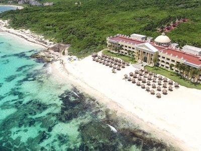 Отель Iberostar Grand Paraiso 5* Ривьера Майя Мексика