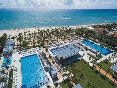 Отель Riu Playacar Hotel 5* Плая дель Кармен Мексика