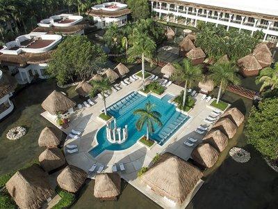 Отель Grand Sunset Princess All Suites & Spa Resort 5* Плая дель Кармен Мексика