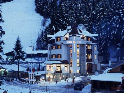 Отель Alpin Hotel 4* Боровец Болгария