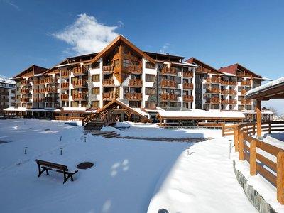 Отель Belvedere Holiday Club 4* Банско Болгария