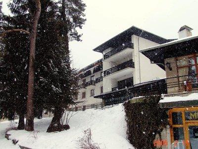 Отель Bor Hotel 3* Боровец Болгария