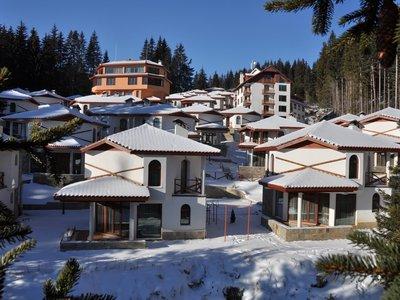 Отель Forest Glade Hotel 2* Пампорово Болгария