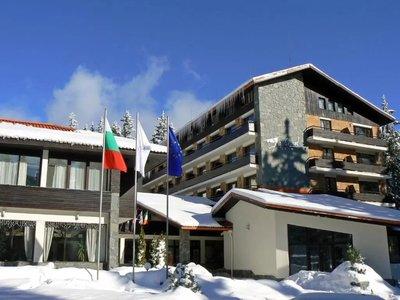 Отель Finlandia Hotel 4* Пампорово Болгария
