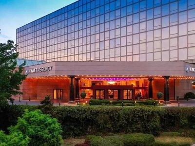 Отель Hyatt Regency Belgrade 5* Белград Сербия