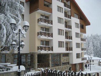 Отель Lucky Pamporovo Aparthotel 4* Пампорово Болгария