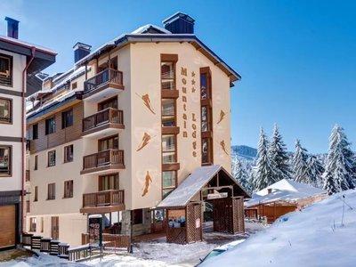 Отель Mountain Lodge 2* Пампорово Болгария