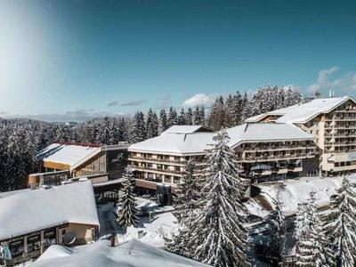 Отель Perelik Hotel 5* Пампорово Болгария