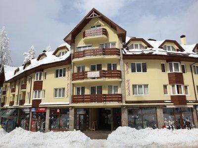 Отель Royal Plaza 3* Боровец Болгария