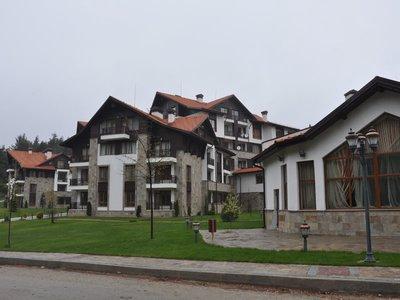 Отель Semiramida Garden 3* Боровец Болгария