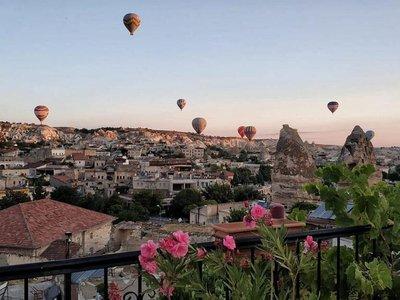 Отель Arch Palace Hotel 3* Каппадокия Турция