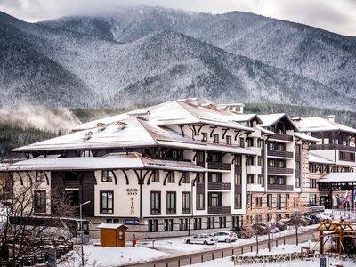 Отель Lion Hotel Bansko 4* Банско Болгария