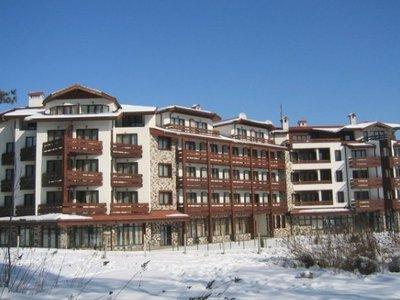 Отель Orphey Hotel 4* Банско Болгария