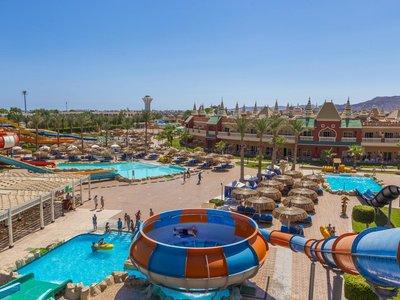 Отель Albatros Aqua Blu Resort 4* Шарм эль Шейх Египет