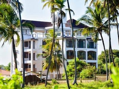 Отель Zanoceanique Hotel 3* Занзибар Танзания