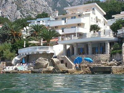 Отель Mare Mar Villa 3* Сутоморе Черногория