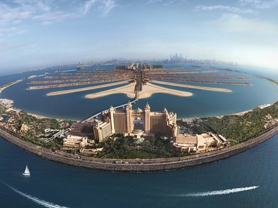 Отель Atlantis The Palm 5* Дубай ОАЭ