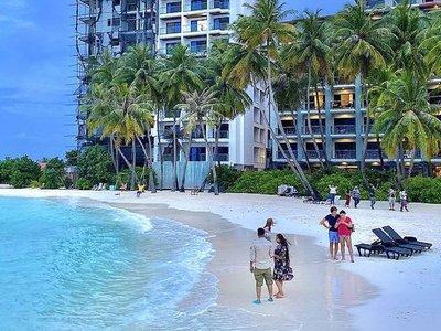 Отель Kaani Palm Beach 4* Южный Мале Атолл Мальдивы