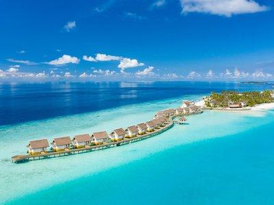 Отель SAii Lagoon Maldives, Curio Collection by Hilton 4* Южный Мале Атолл Мальдивы