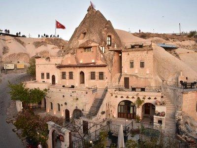 Отель Ascension Cave Suites 3* Каппадокия Турция