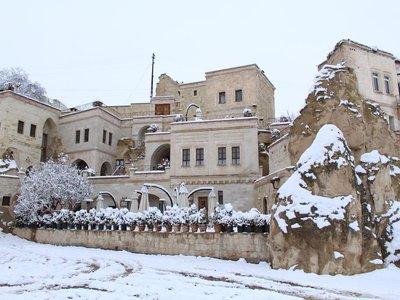 Отель Tafoni Houses Cave Hotel 4* Каппадокия Турция