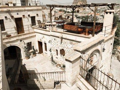 Отель Eagle Cave Inn 3* Каппадокия Турция