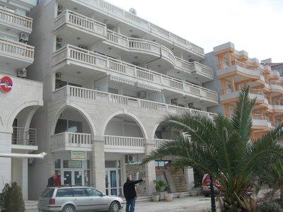 Отель Ponta Apartmani 4* Рафаиловичи Черногория