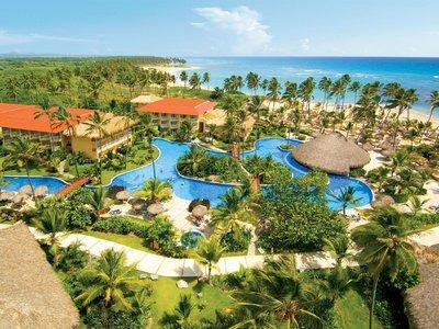 Отель Dreams Punta Cana Resort & Spa 5* Уверо-Альто Доминикана