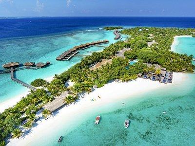 Отель Sheraton Maldives Full Moon Resort & Spa 5* Северный Мале Атолл Мальдивы