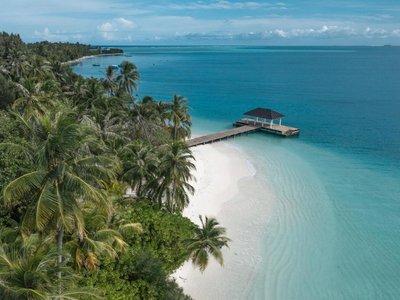 Отель Fiyavalhu Maldives 4* Ари (Алифу) Атолл Мальдивы