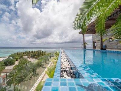 Отель Arena Beach Hotel 4* Южный Мале Атолл Мальдивы