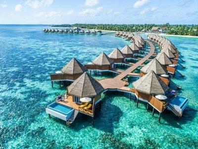 Отель Mercure Maldives Kooddoo Resort 4* Гаафу Алифу Атолл Мальдивы