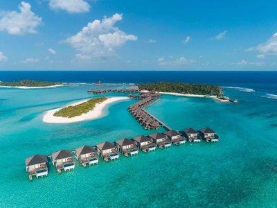 Отель Anantara Veli Maldives Resort 5* Южный Мале Атолл Мальдивы