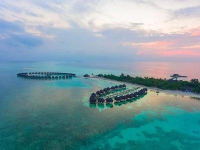 Отель Sun Siyam Olhuveli 4* Южный Мале Атолл Мальдивы