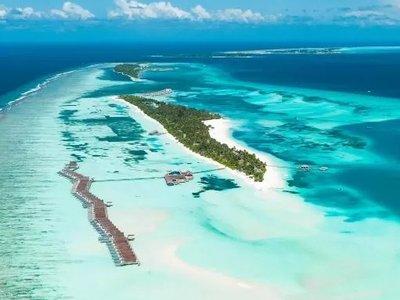 Отель LUX* South Ari Atoll 5* Ари (Алифу) Атолл Мальдивы