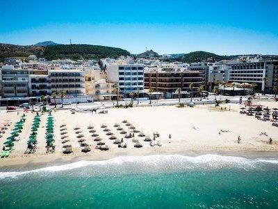 Отель Theo Beach Hotel Apartments 2* о. Крит – Ретимно Греция