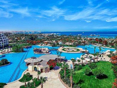Отель Steigenberger Al Dau Beach 5* Хургада Египет