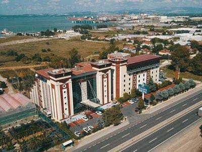 Отель Elegance Resort Hotel 4* Ялова Турция