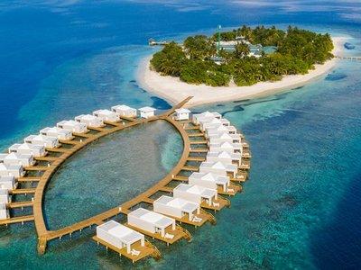 Отель Sandies Bathala 4* Ари (Алифу) Атолл Мальдивы
