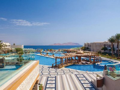 Отель Sunrise Arabian Beach Resort 5* Шарм эль Шейх Египет