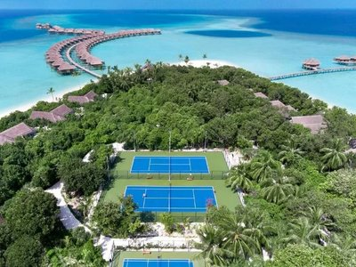 Отель Vakkaru Maldives 5* Баа Атолл Мальдивы