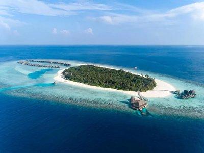 Отель Anantara Kihavah Villas 5* Баа Атолл Мальдивы