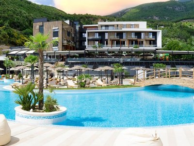 Отель Select Hill Resort 5* Тирана Албания