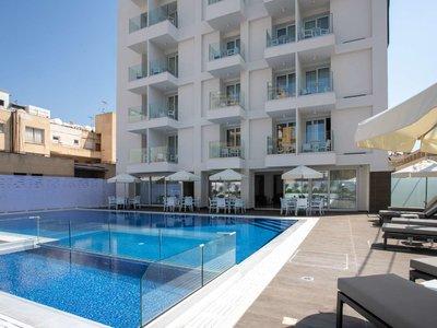 Отель Best Western Plus Larco Hotel 4* Ларнака Кипр